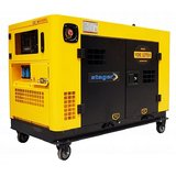 Generator insonorizat Stager YDE12T3